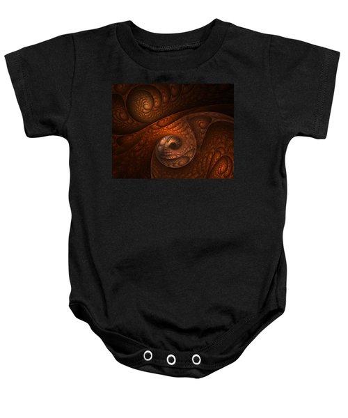 Developing Minotaur Baby Onesie