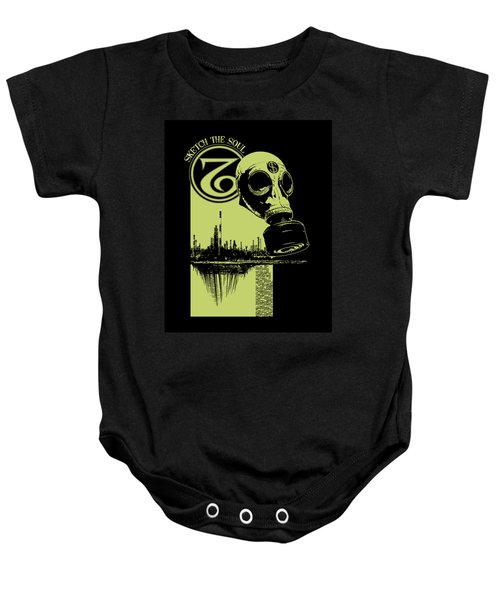 Digging Up The Past Baby Onesie