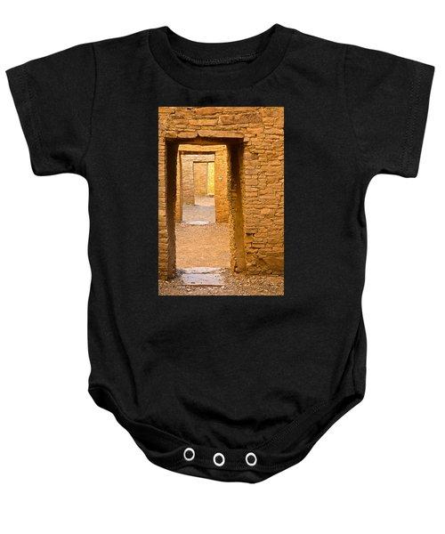 Doorway Chaco Canyon Baby Onesie