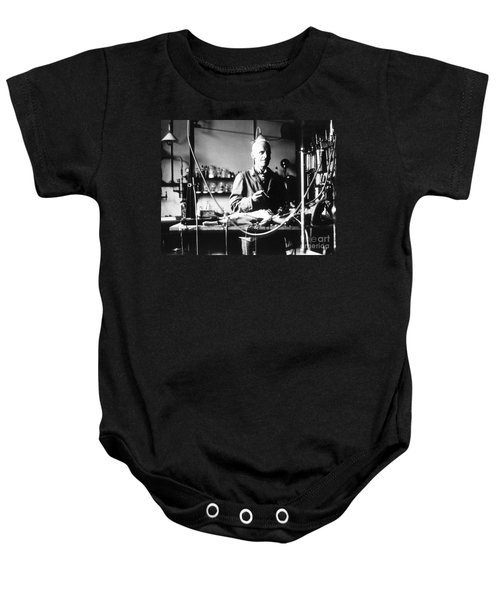 Ernest Henry Starling, English Baby Onesie by Science Source