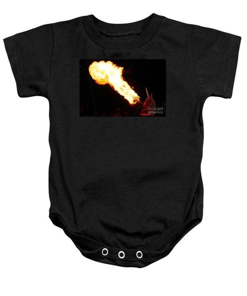 Fire Axe Baby Onesie