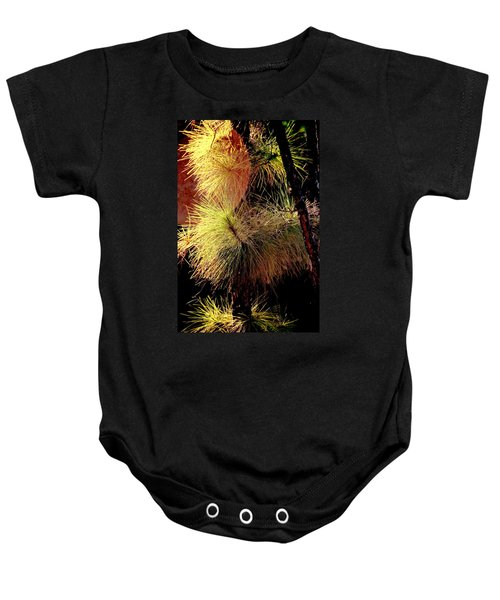Florida Tree Baby Onesie