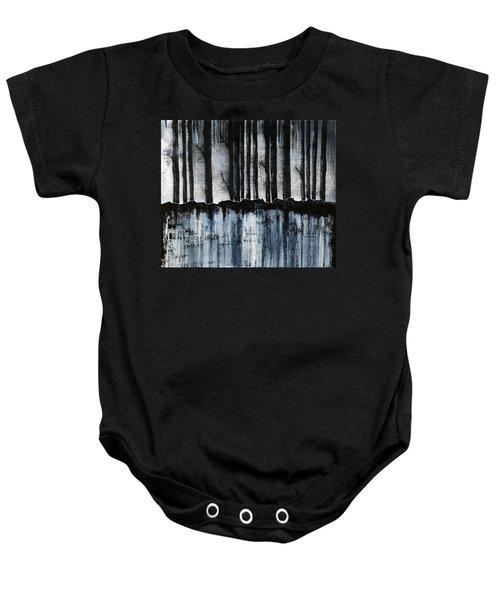 Forest 2 Baby Onesie