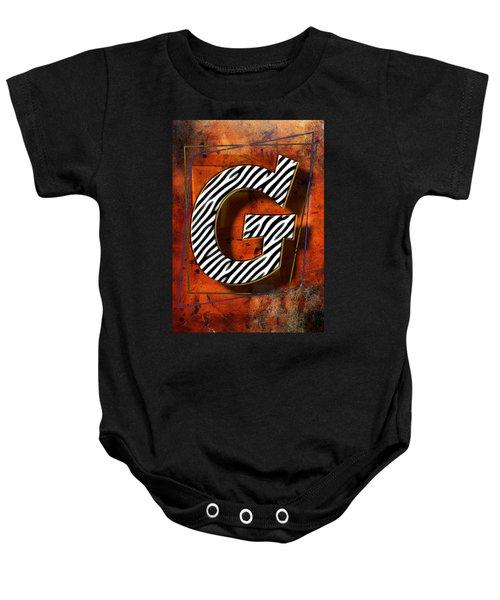 G Baby Onesie