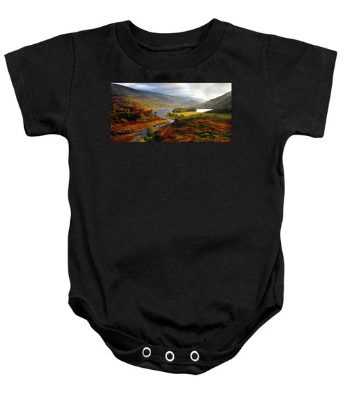 Glen Strathfarrar Baby Onesie