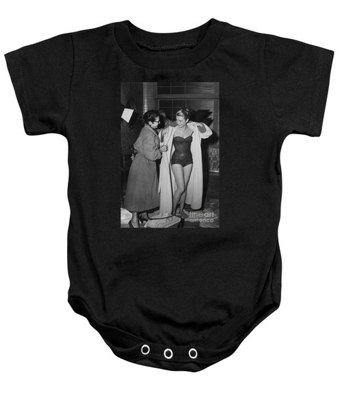 Grace Kelly  Baby Onesie by Photo Researchers