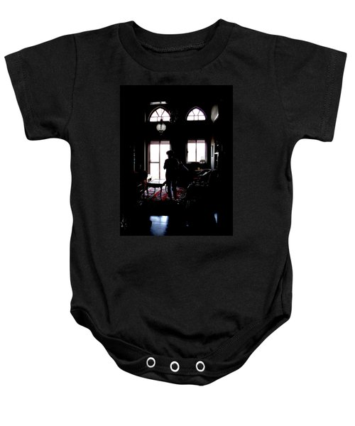In The Shadows Baby Onesie