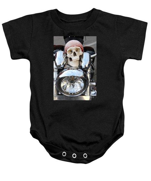 Jimmy Bones Baby Onesie
