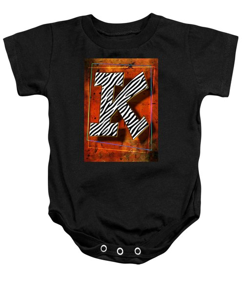 K Baby Onesie