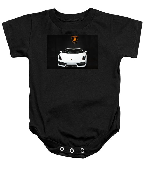 Lamborghini   Baby Onesie