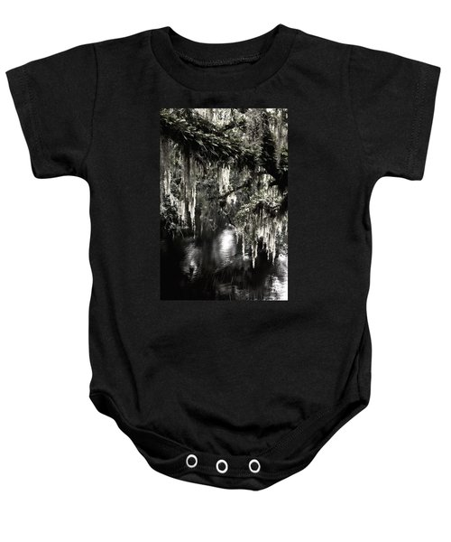 River Branch Baby Onesie