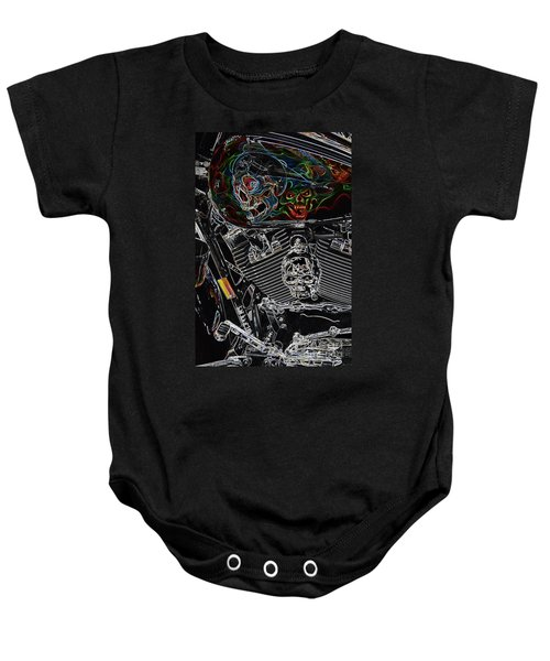 Road Warrior Baby Onesie