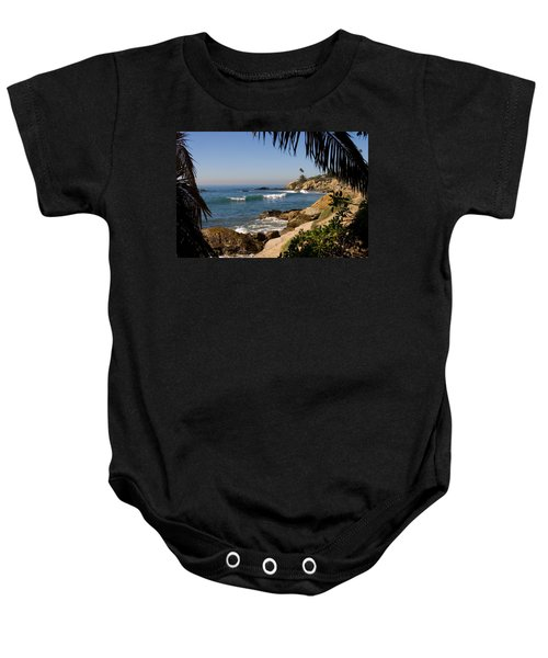 Secret View Baby Onesie