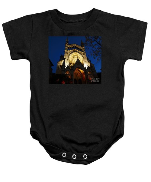 Soller Cathedral Baby Onesie