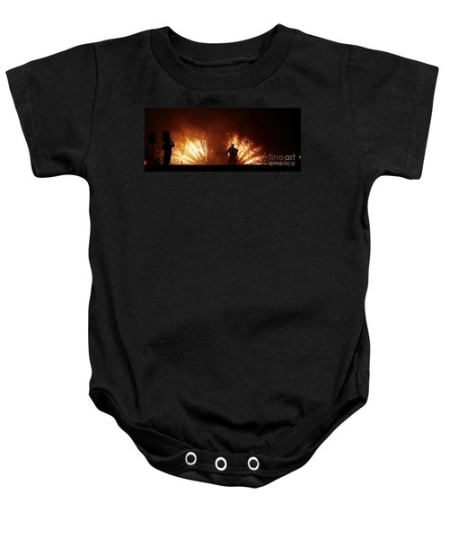The Emergence Of The Devil Baby Onesie