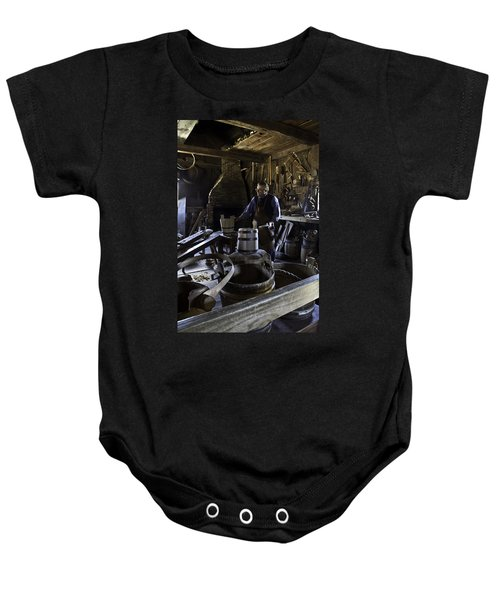 The Way It Used To Be Baby Onesie