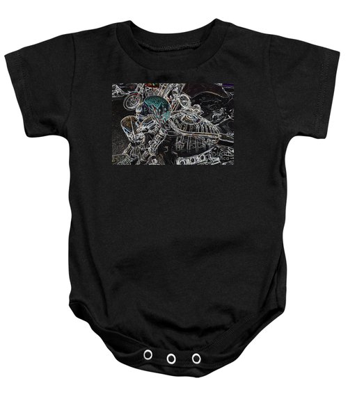 Until Death Do Us Part Baby Onesie