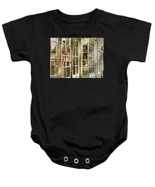 Vc Window Reflection Baby Onesie