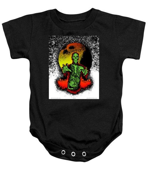 Zombie Baby Onesie