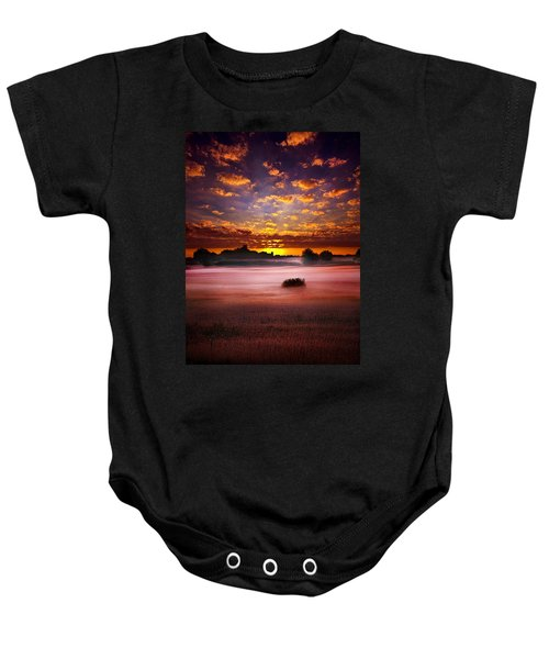 Quiescent  Baby Onesie