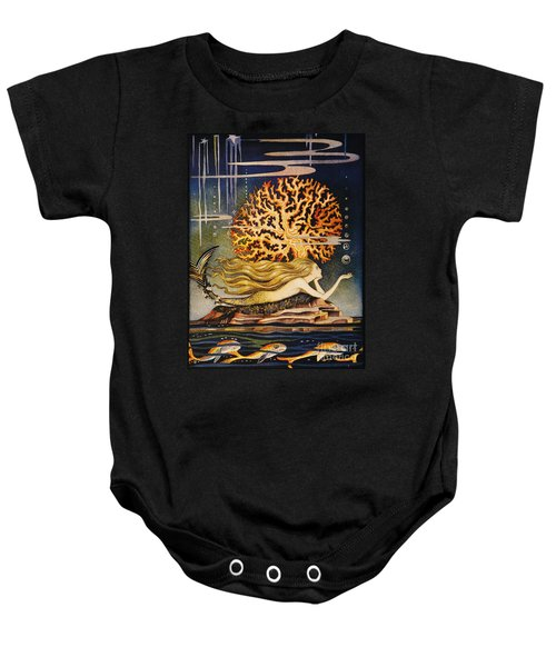 Andersen: Little Mermaid Baby Onesie