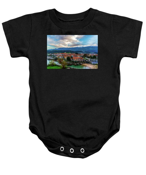 A Lot To See And Do Baby Onesie