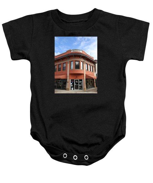 Architecture Baby Onesie