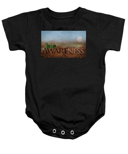 bioAWARENESS II Baby Onesie