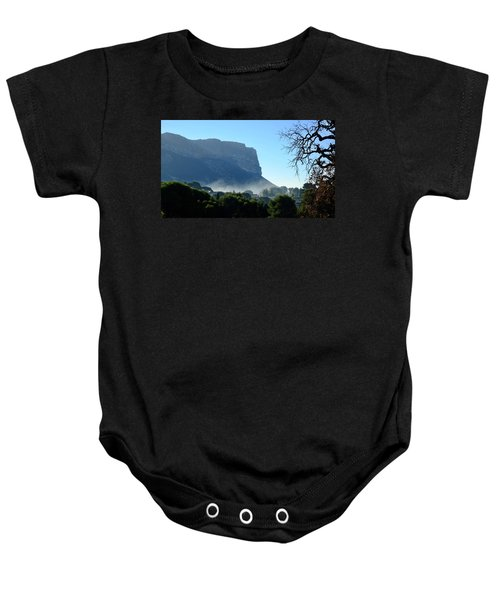 Cap Canaille Cassis Baby Onesie