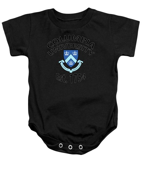 Columbia University Est. 1754 Baby Onesie