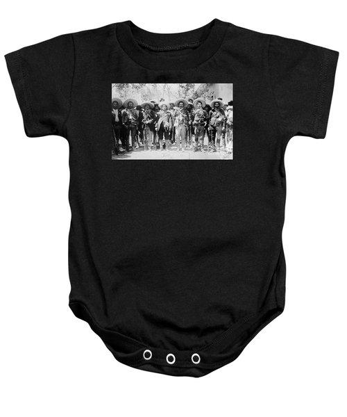 Francisco Pancho Villa Baby Onesie