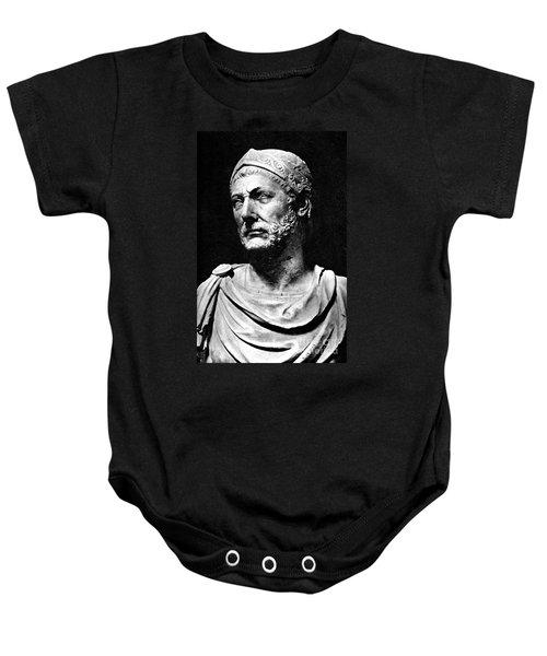 Hannibal, Carthaginian Military Baby Onesie