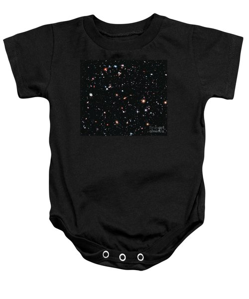 Hubble Extreme Deep Field Baby Onesie