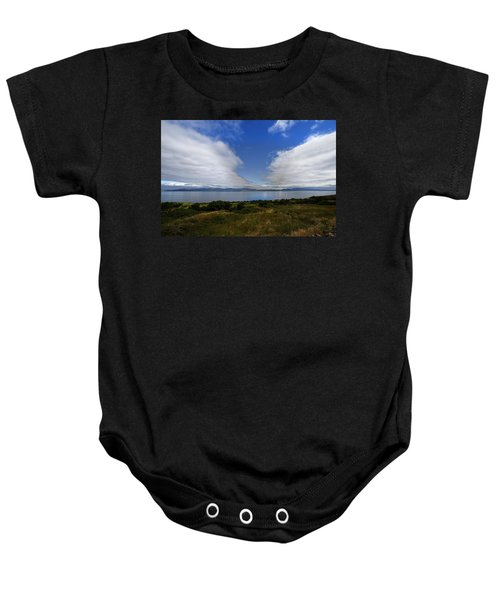 Irish Sky - Ring Of Kerry, Dingle Bay Baby Onesie