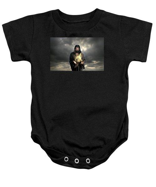 Jesus Christ- Look I Am Coming Soon Baby Onesie