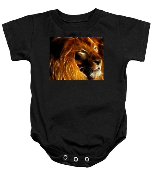 Lord Of The Jungle Baby Onesie
