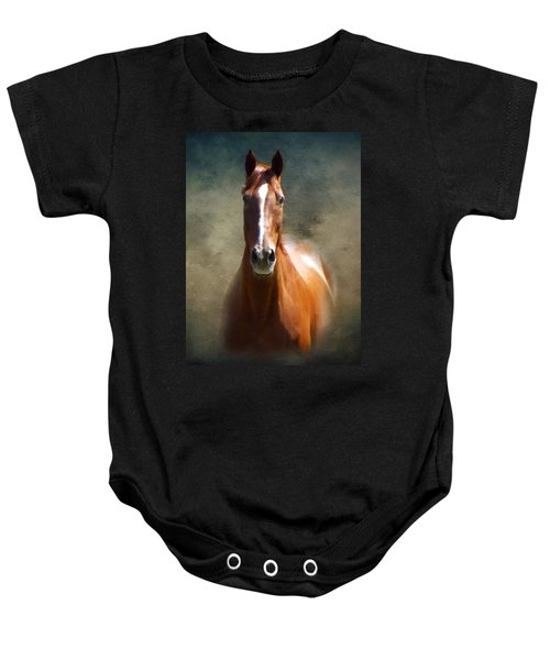 Misty In The Moonlight P D P Baby Onesie