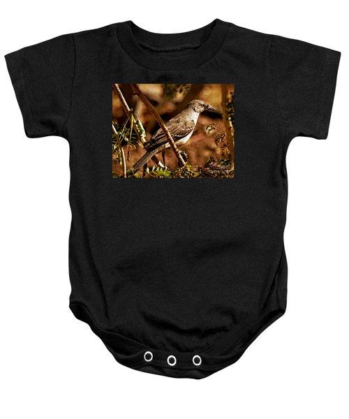 Mockingbird Baby Onesie by Robert Bales