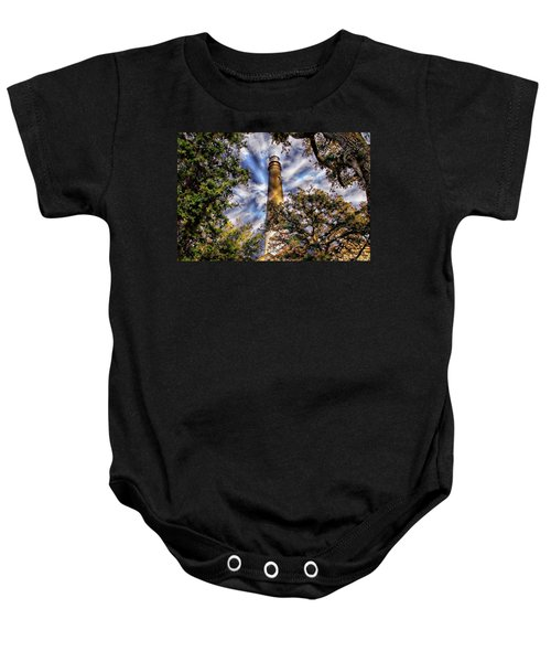 Pensacola Lighthouse Baby Onesie