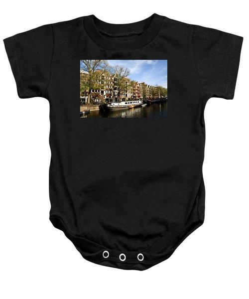 Prinsengracht Baby Onesie