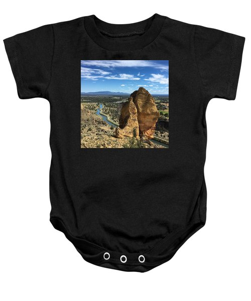 Smith Rocks Baby Onesie