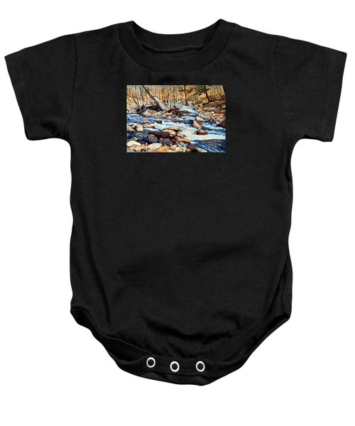 Spring Thaw Baby Onesie
