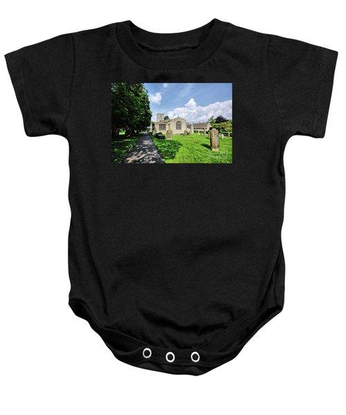 St Andrews Church Baby Onesie