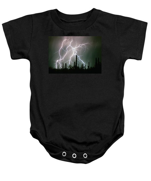 Striking Photography Baby Onesie