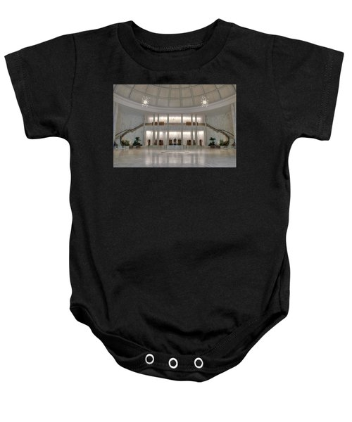 The Rotunda Baby Onesie