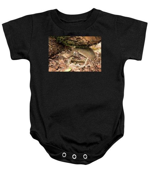 Turtle Town Baby Onesie