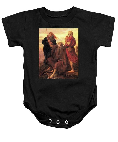 Victory O Lord Baby Onesie