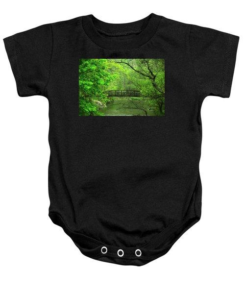 Jacobsburg State Park Pa Baby Onesie