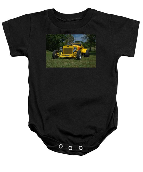 1928 Ford Bucket T Hot Rod Baby Onesie