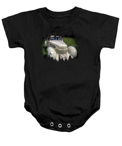 1936 Cord Automobile Baby Onesie